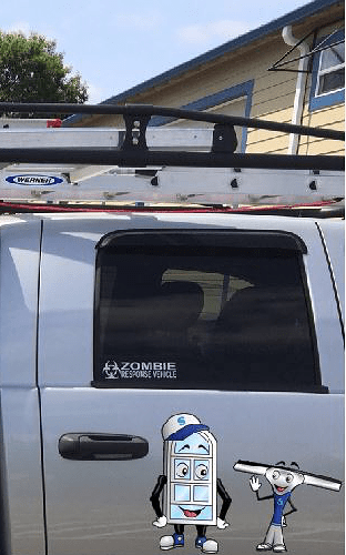 Truck Decals help, final draft - Marketing - Window Cleaning