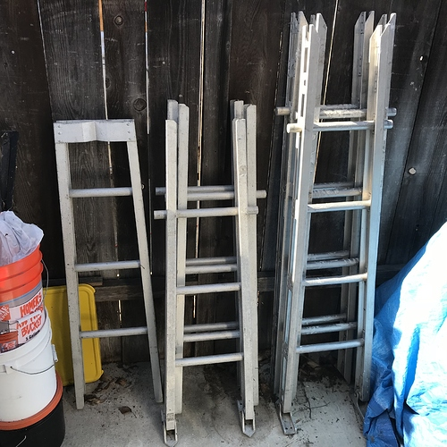 Offer Up San Diego >> Louisville Stack Ladders ***Sold*** - The Garage - Window ...