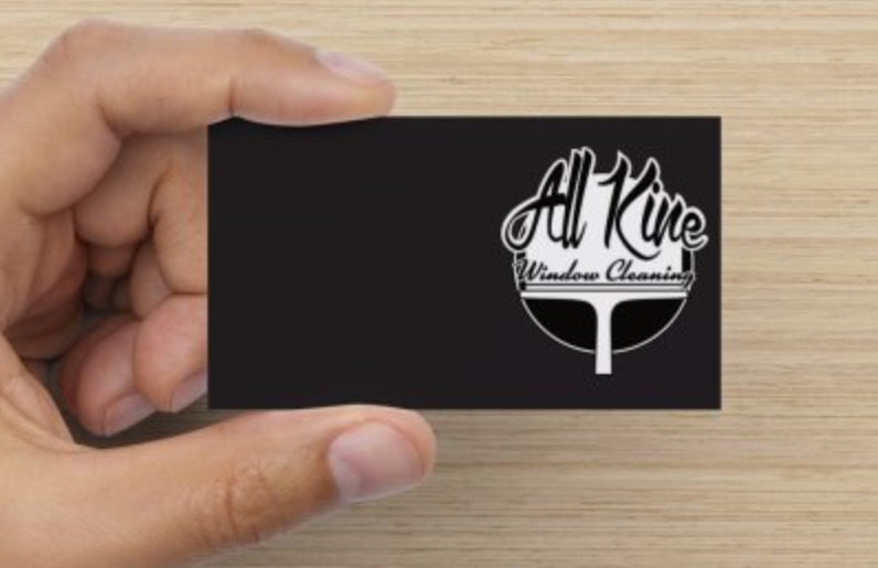 Post Your Business Card Up Here Conversation Window Cleaning