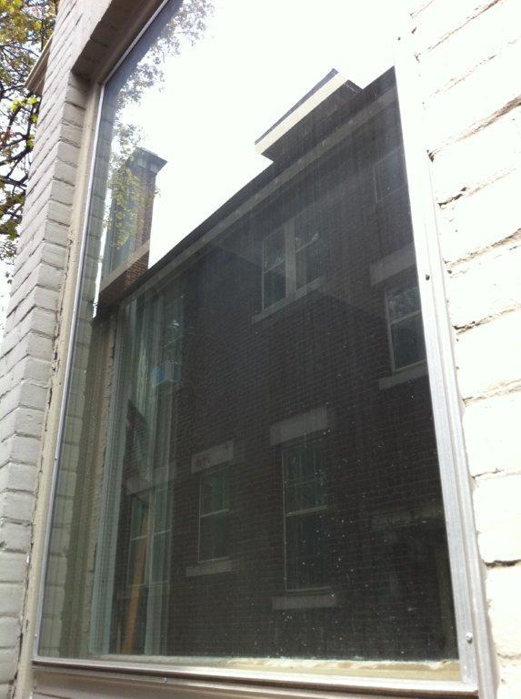 Storm Windows On Old House Residential Window Cleaning