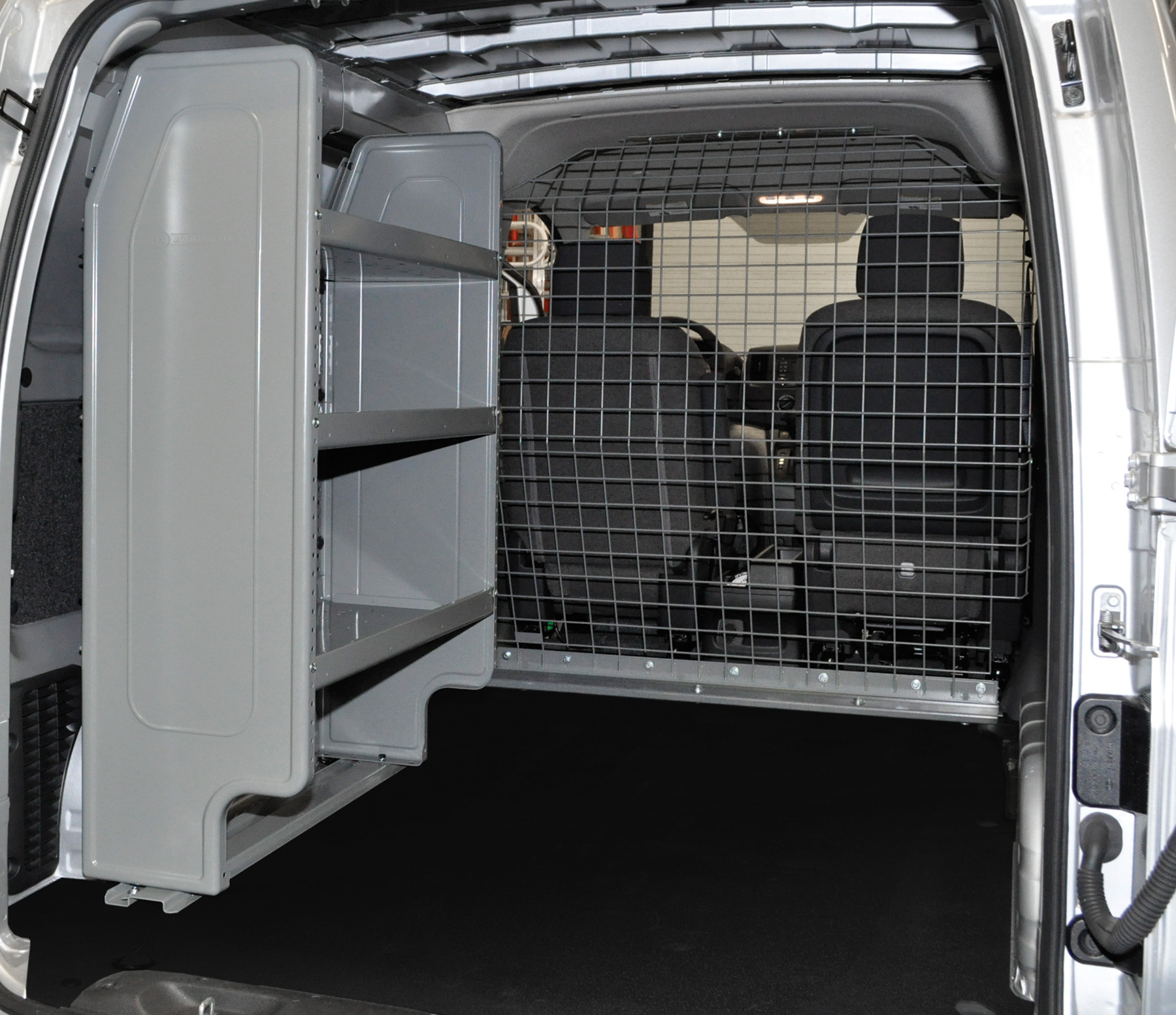 Nissan Nv200 Chevy City Express Ladder Rack Partition
