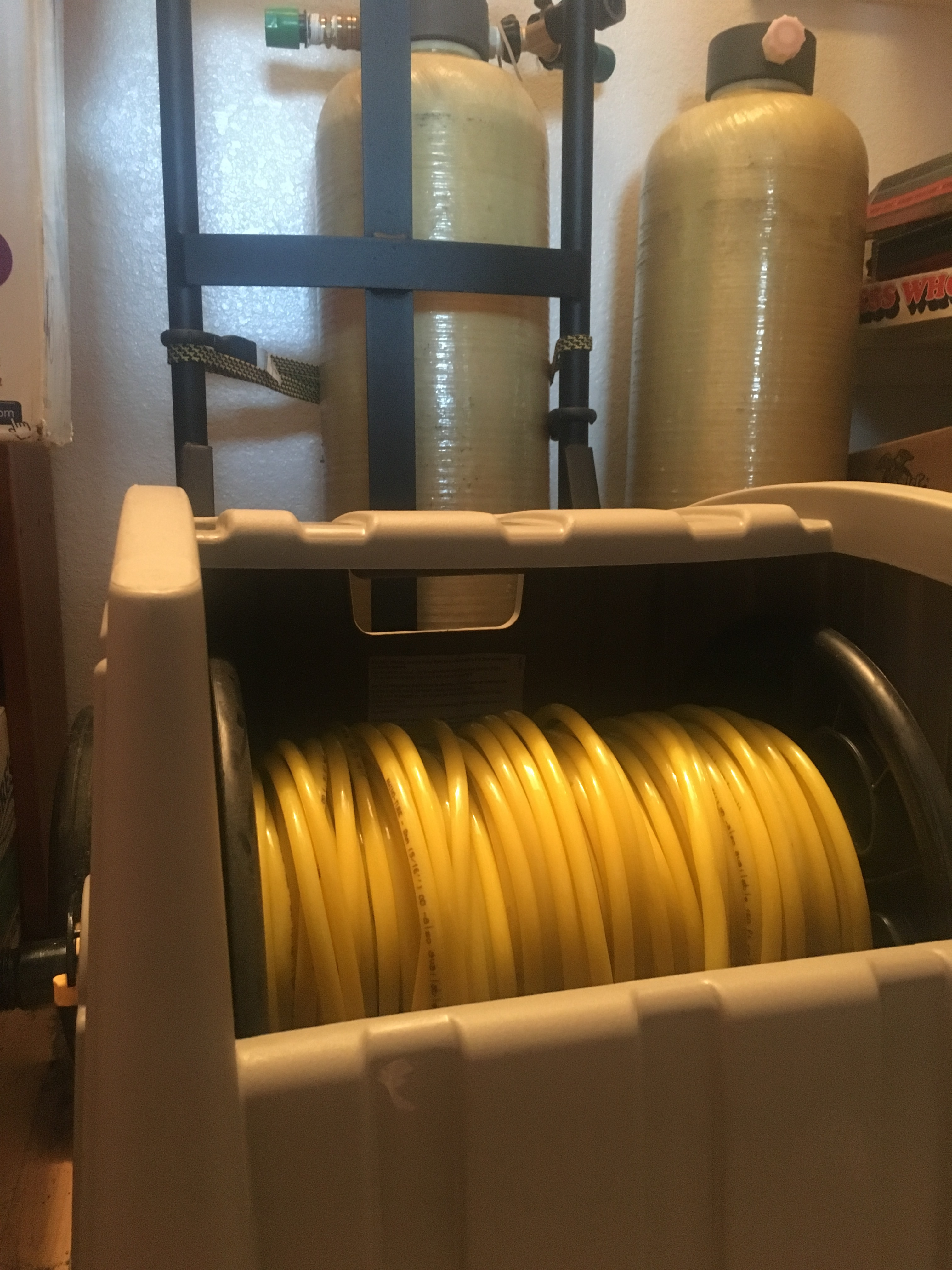 Winter storage for WFP hose? - Waterfed Poles - Window Cleaning Resource