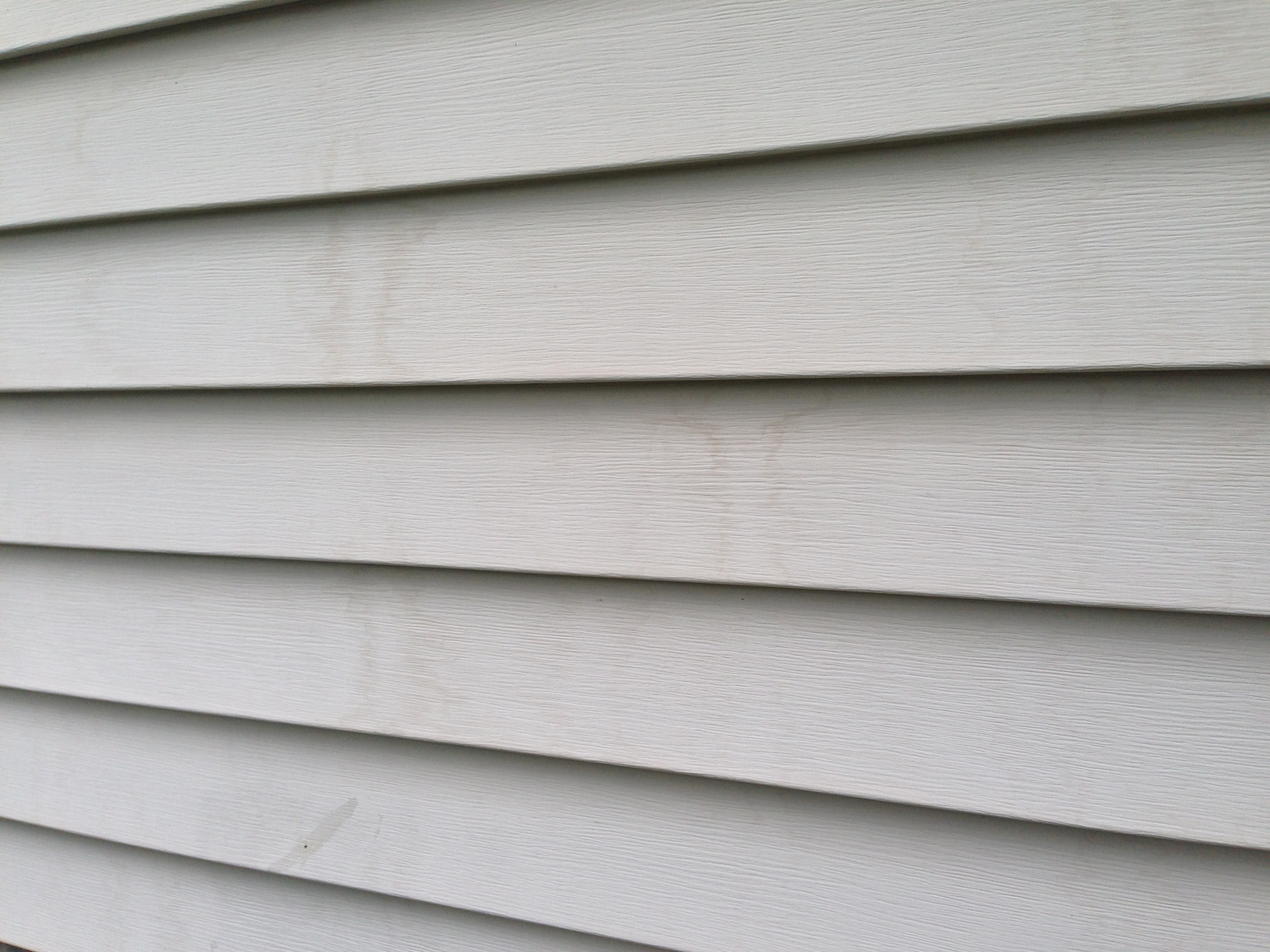 Uneven Drying On Oxidized Vinyl Siding Add Ons Window