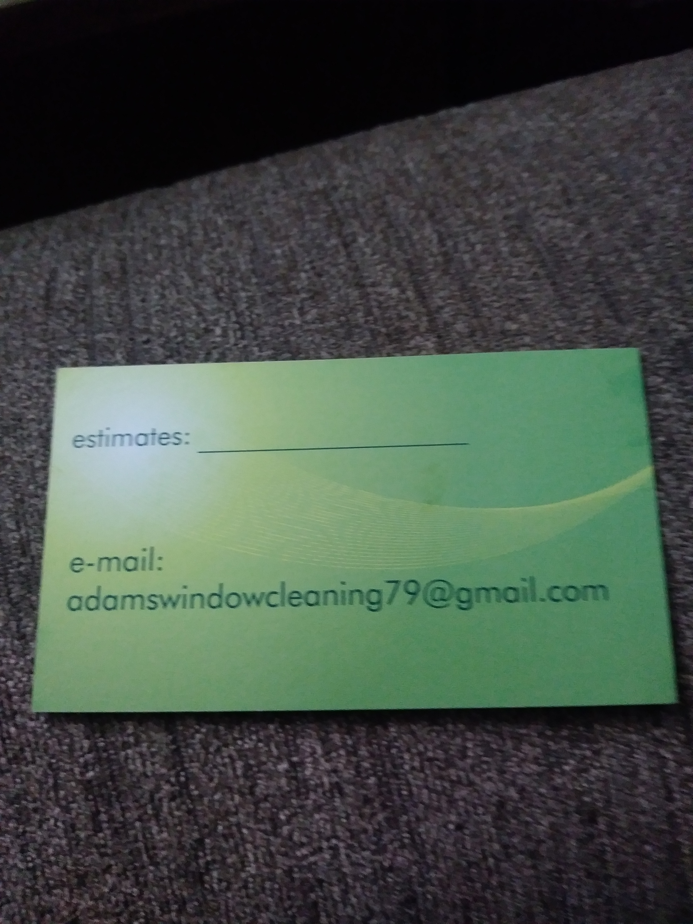 business cards just came in opinions and ments wel ed