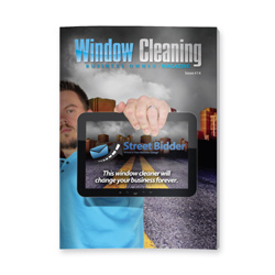 Window Cleaning Business Owner