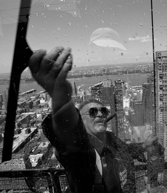 Window Cleaning NYC Cigar