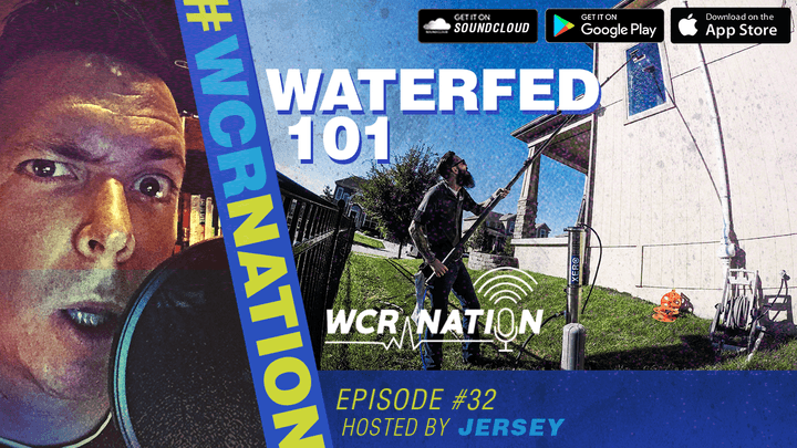 WCR Nation Episode 32 - Waterfed 101