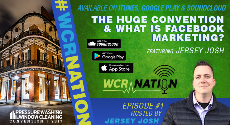 WCR Nation - Episode 1 - The Huge Convention + Marketing