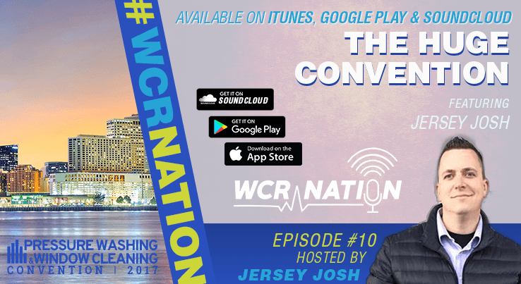 WCR Nation - Episode 10 - The Huge Convention
