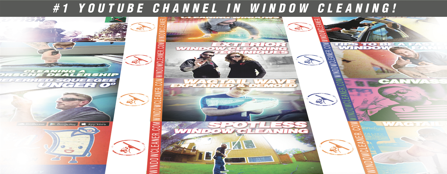 #1 Window Cleaning Channel
